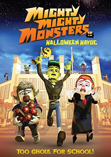 Mighty Mighty Monsters - Halloween Havoc -