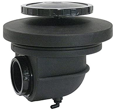 """EasyPro - 4"""" Heavy Duty Bottom Drain with Air Diffuser"""