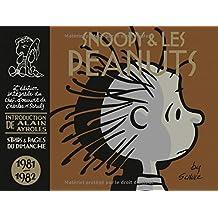 Snoopy intégrale 16 : Snoopy & les peanuts 1981-1982