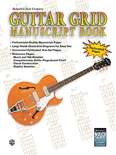 (Belwin's 21st Century Guitar Chors Grids)