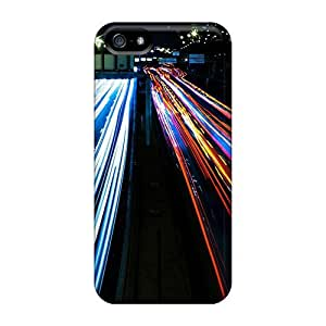 Faddish Highway Lights Case Cover For Iphone 5/5s