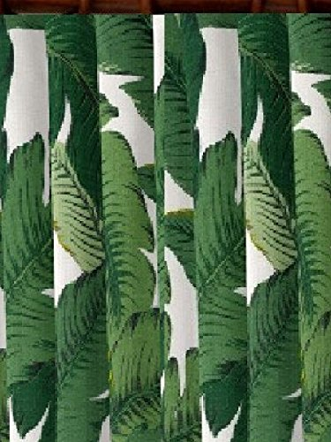 Tommy Bahama Fabric Tropical Curtains