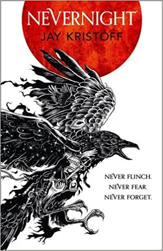 Image result for nevernight uk edition