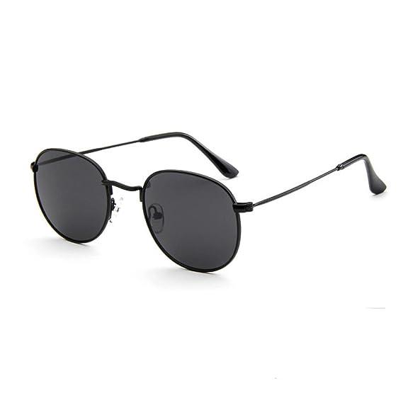 Gafas de sol para mujer hombre Gafas de ciclismo para Deportes recreativos gafas de sol polarizadas gafas de sol redondas Retro Vintage Unisex Adulto ...
