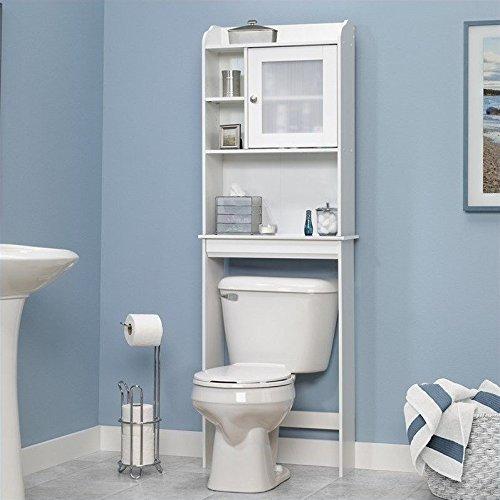 storage above toilet - 3