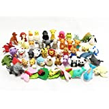 Iwako japanese erasers - Animal Collection set of 50 (There are 50 pieces decided)