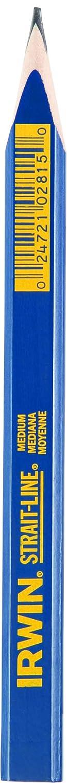 Strait-Line 66305 Crayons de charpentier, 72 piè ces 72 pièces 66305SL