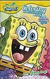 Spongebob Squarepants Coloring & Activity Book with Stickers