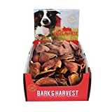 Superior Farms Pet Provisions Usa Pork Chins, Thicker Than Pig Ears, Dog Snack Treats, 50Ct.