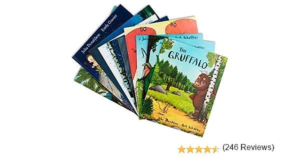 Julia Donaldson x10 Ziplock Pack 2015 by NA 2014-05-26: Amazon.es: NA: Libros