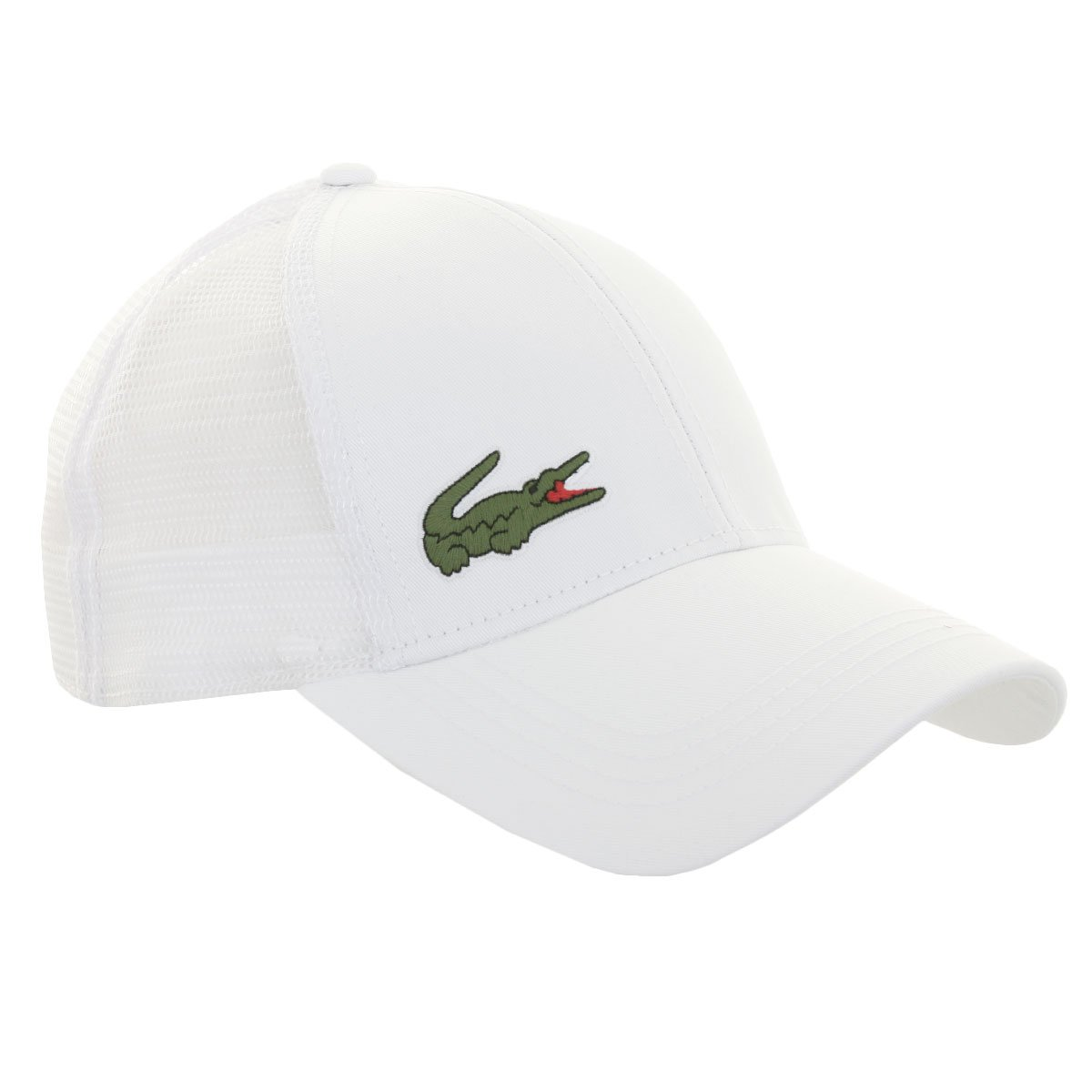 Lacoste Rk2321 Gorra de béisbol, Blanco (Blanc), Talla única ...