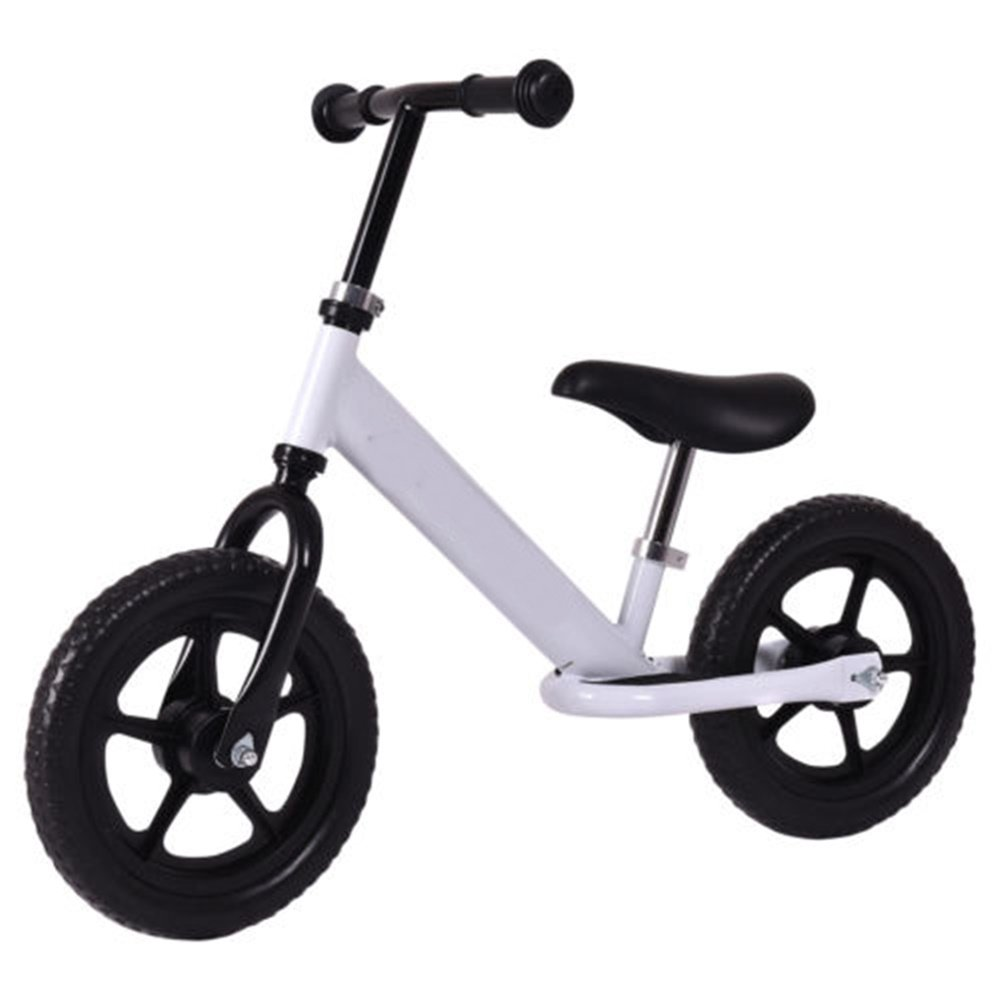Bike Classic Kids No-Pedal Learn To Ride Pre Bike With Adjustable Seat