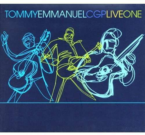 Top 8 tommy emmanuel live one
