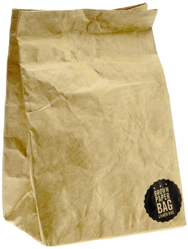 Brown Paper Bag Lunch Bag Luckies - 1