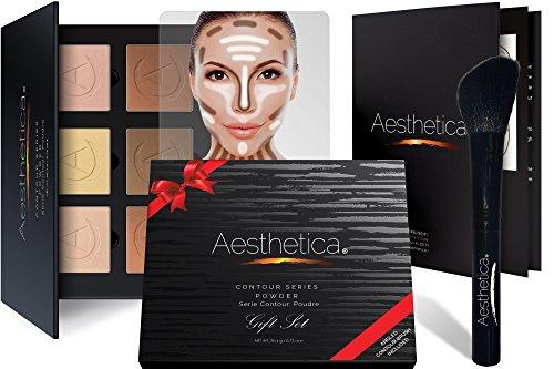 Aesthetica Cosmetics Contour and