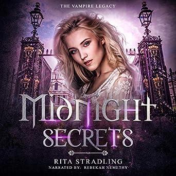 Midnight Secrets: The Vampire Legacy, Book 1 (Audio Download