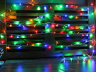 Battery Operated Outdoor and Indoor Extendable String Lights with 8 Functions Controller (6 hour Auto Timer feature) with Memory Chip- Last 60 Days, Christmas Lights, Party Lights (Free Shipping)