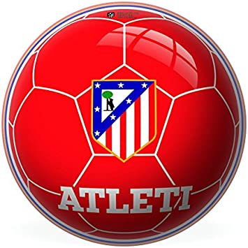 Atlético de Madrid - Balón, 230 mm (Mondo 2587): Amazon.es ...