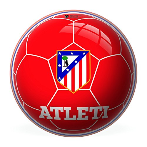 Atlético de Madrid - Balón, 230 mm (Mondo 2587): Amazon.es ...