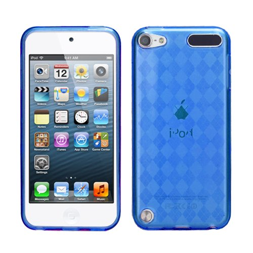 buy online 874be 2996d Amazon.com: Fits Apple iPod Touch 5 (5th Generation) Soft Skin Case ...