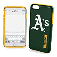 Oakland Athletics Impact Dual Hybrid iPhone 6 Cover - TPU (2 Piece Case)