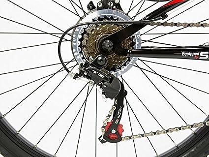 Moma Bikes Bicicleta Montaña HIT 26