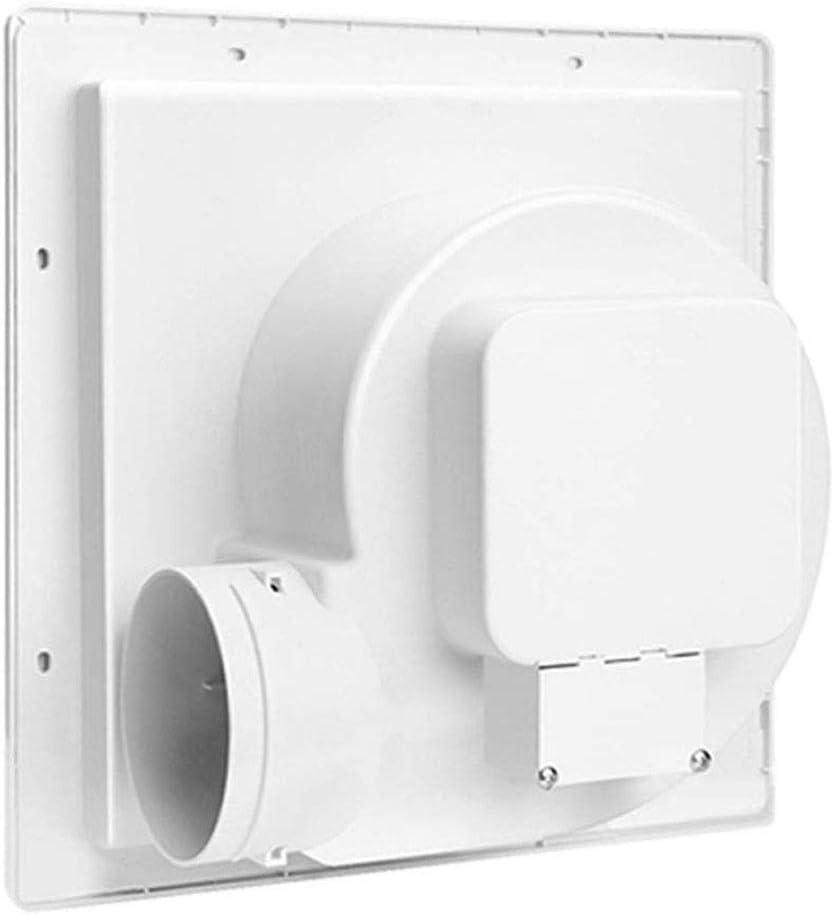 LXZDZ Extractor - Baño tubería tipo de techo silencioso Ventilador de ventilación Extractor Potente