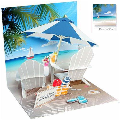 3d Pop Up Snow Globe Scuba Diving Birthday Card Underwater Buy