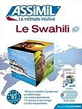 Pack CD Swahili (livre + 4 CD audio)