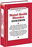 img - for Mental Health Disorders Sourcebook (Health Reference) book / textbook / text book