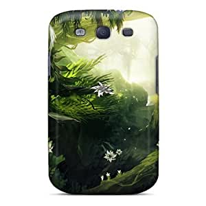 Fashion Design Hard Case Cover/ AtG4110lTIF Protector For Galaxy S3