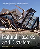 img - for Natural Hazards and Disasters book / textbook / text book