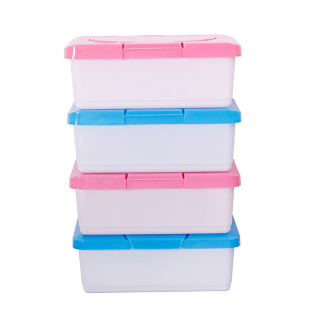 Amazon.com : Baby Wipes Box Plastic Wet Tissue Case Real Tissue Case Home Tissue Holder Accessories : Baby