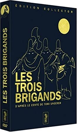 Les Trois Brigands édition Collector Amazonfr Hayo Freitag Dvd