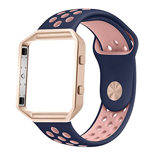 UMTELE Silicone Replacement Fitbit Fitness