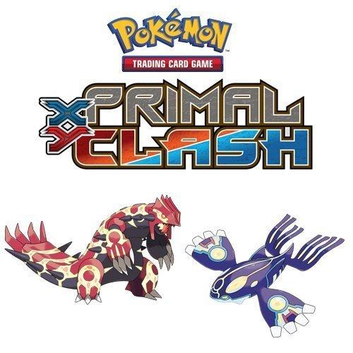 Pokemon X & Y Primal Clash Booster Box by Pokmon