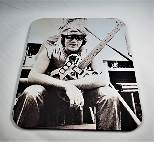 Terry Kath Chicago Computer Mouse Pad (1/8th Inch Thick)