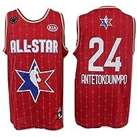 WOLFIRE SC Camiseta de Baloncesto para Hombre, NBA