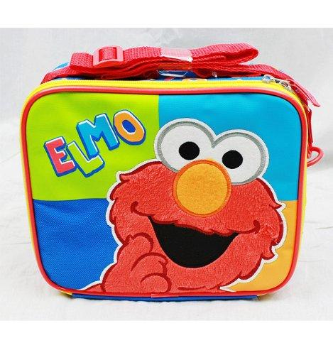 Sesame Street Elmo Lunch Bag tote bag
