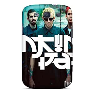 ChristopherWalsh Samsung Galaxy S3 Great Cell-phone Hard Covers Provide Private Custom Attractive Linkin Park Band Series [DzW19892vwaE]