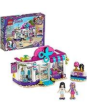 LEGO 41391 Friends Heartlake Citys frisörsalong Byggsats med Minidocka, Barnleksaker, Byggklossar