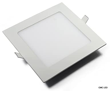 Cmc led recessed light 18w led panel light square fixture kit 8 cmc led recessed light 18w led panel light square fixture kit 8 aloadofball Images