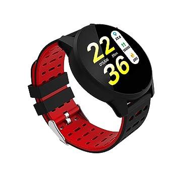 Presión Arterial Smartwatch Mujer Hombre Sueño Actividad Bluetooth ...