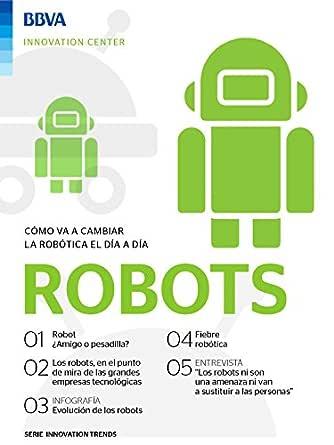 Ebook: Robots (Innovation Trends Series) eBook: BBVA Innovation Center, Innovation Center, BBVA: Amazon.es: Tienda Kindle
