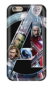 Tpu Case For Iphone 6 With Avengers