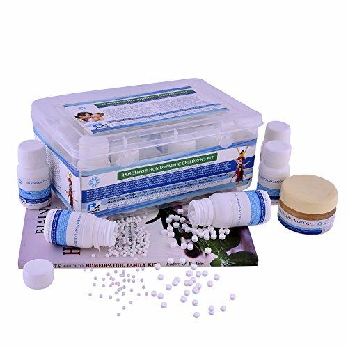 RXHOMEO® HOMEOPATHIC CHILDRENS KIT (Kids Kit Homeopathic Medicine)