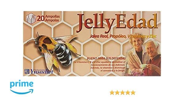 Ynsadiet Jelly 3ª Edad - 20 Ampollas: Amazon.es: Salud y cuidado personal