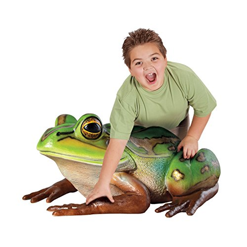 The Pine Barrens Giant Garden Tree Frog Statue