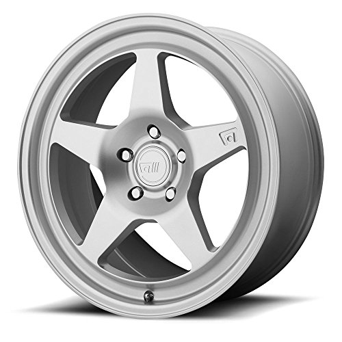 Motegi Racing MR137 Wheel Rim Hyper Silver 18x8.5 5x112 35mm