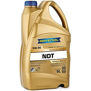 Ravenol J1A1802 NDT 5W-40 Fully Synthetic Heavy Duty Diesel Motor Oil API CJ-4/SM